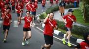 8.000 Runners Moving Jakarta Through #BAJAKJKT