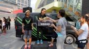 "500 Women Join in Nike+Run Club Challenge Jog Together in ""Free Run"" Program"