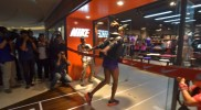 Nike & Allyson Felix Inspire Jakarta to Run Even Further